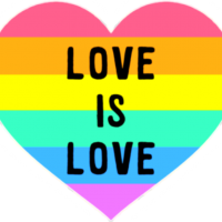 love is love badge