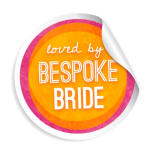 Bespoke Bride Badge