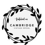cambridge vintage bridal blog